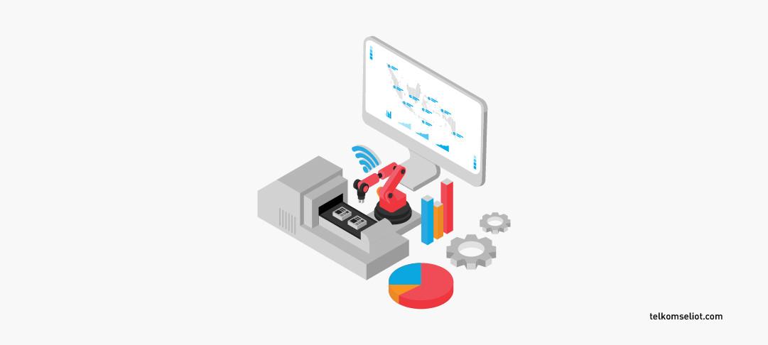 Telkomsel IoT untuk Industri